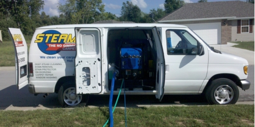 steam cleaning springfield mo